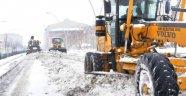 Kar yağışı etkili oluyor