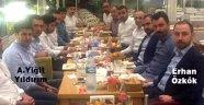 İstanbul Ülkü Ocakları Başkanı Silivri'ye geldi