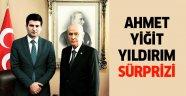 Ahmet Yiğit Yıldırım sürprizi!