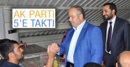 AK Parti Silivri: Diriliş mücadelemiz var