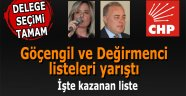 CHP Silivri'de delege seçimleri tamam