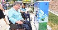 Engellileri sevindiren hizmet
