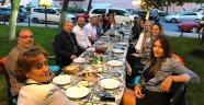 Fenerbahçe Silivri Şöhret'te iftar yaptı