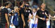 Galatasaray Real Madrid'e konuk oluyor