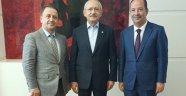 Işıklar'dan CHP liderine ziyaret