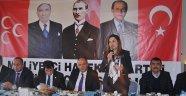 MHP'nin üst düzey yönetimi Silivri'ye geldi