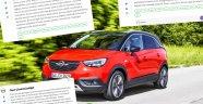 Opel'de çözüm mümkün değil