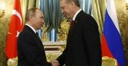 Putin ankara'da