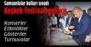 Samsunlular Keşkek Festivali düzenleyecek