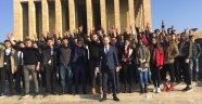 Silivri Ülkü Ocakları 'Gençlik Kurultayı'na katıldı.