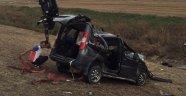 Tatil dönüşü kaza: 4 ölü