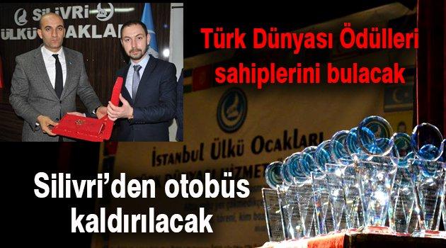 Türk Dünyası Ödülleri sahiplerini bulacak
