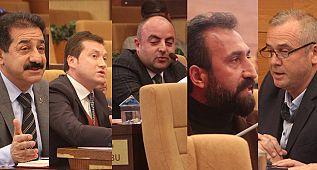 Mecliste yerel-genel siyaset tartışması