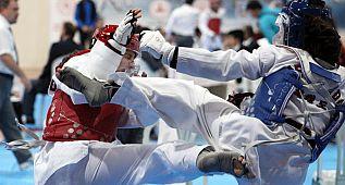 Silivri'de şehitler anısına Taekwondo turnuvası düzenlendi