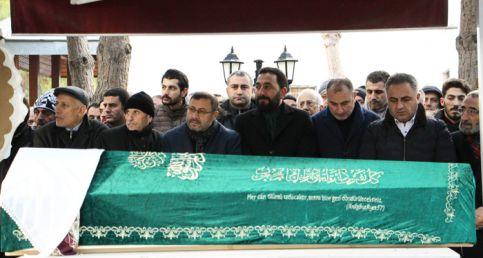 Nazime Karakaş, son yolculuğuna uğurlandı