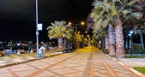 Silivri'de sokağa çıkma yasağı başladı
